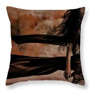 Figurative Art 095a Throw Pillow