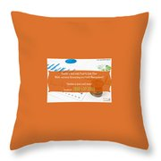 Financial Accounting Software Throw Pillow