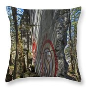 Find Passion Throw Pillow