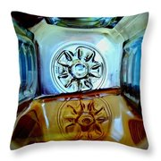 Find The Beauty  Throw Pillow