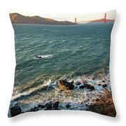 Find Your Bliss Throw Pillow