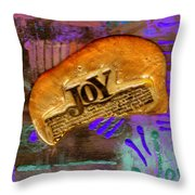Find Your Joy Throw Pillow