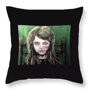 Finders Keepers #1 Throw Pillow