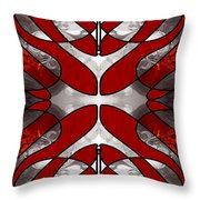 Finding Light In Life Abstract Illustrations By Omashte Throw Pillow