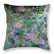Finding Myself Throw Pillow