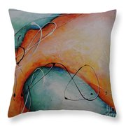 Finding You  Throw Pillow