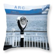 Finding Your Dream Throw Pillow