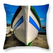 Fine Art Colour-108 Throw Pillow by Joseph Amaral