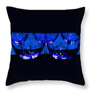 Fine Wine And Dine 2 Throw Pillow