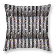 Fineart From Wire Mesh Jewellery Unique Patterns N Textures By Navinjoshi At Fineartamerica.com Usa  Throw Pillow