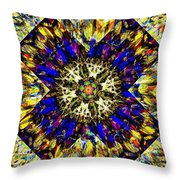 Finish Each Day Throw Pillow