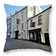 Finkle Street, Richmond Throw Pillow