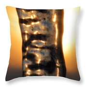 Fire And Ice 9 Throw Pillow