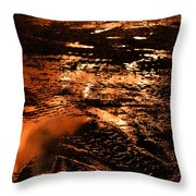 Fire And Water 2 Throw Pillow