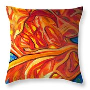 Fire, No Ice Throw Pillow