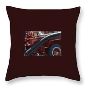 Fire Stuff Throw Pillow
