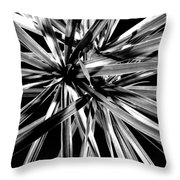 Fire Works I Throw Pillow