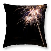 Fireworks   Throw Pillow by James BO  Insogna
