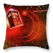 First And Last Love Throw Pillow