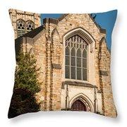 First Evangelical Presbyterian Church Throw Pillow