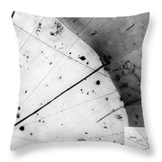First Neutrino Interaction, Bubble Throw Pillow