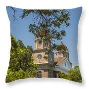 First Presbyterian Church Throw Pillow