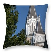 First United Methodist Throw Pillow