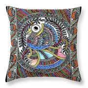 Fish 1 A Throw Pillow