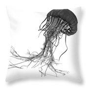 Fish 25 Throw Pillow