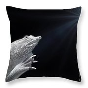 Fish 34 Throw Pillow