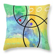 Fish II Throw Pillow