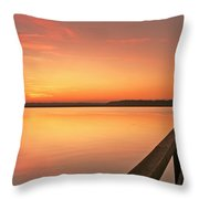 Fisherman Throw Pillow