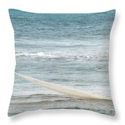 Fisherman's Net Throw Pillow