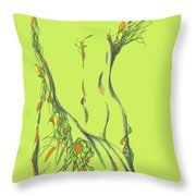 figure. 16 March, 2015 Throw Pillow