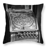 Five And Dime Throw Pillow