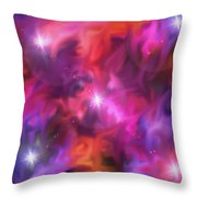 Five Elements Throw Pillow