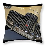 Fj Holden - Front End - Grill Throw Pillow