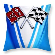 Flags Of Our Fathers Throw Pillow