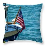 Flagstaff Throw Pillow