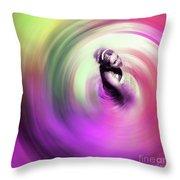 Flamenco Dance Art 675y Throw Pillow