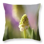 Flashpoint  Throw Pillow