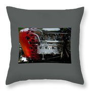 Flatheadsforever. Throw Pillow