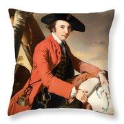 Fleetwood Hesketh  Throw Pillow