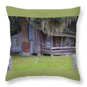 Flemington Farmhouse Chimney Throw Pillow