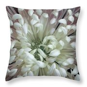 Fleur De Feu 3 Throw Pillow