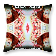 Flexcam 3 Throw Pillow