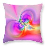 Flexibility 39b1ba Throw Pillow