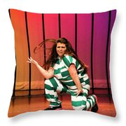 Flick Throw Pillow