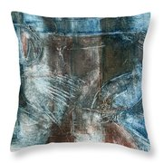 Flight Passage Throw Pillow