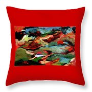 Fling Throw Pillow